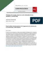 Akin, (2015) - Suma Psicologica. Pág 37 a 43 - Versión Español