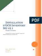 Installation d'OCS Inventory NG