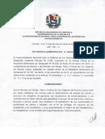 Providencia N° 023- 2016 - notilogia