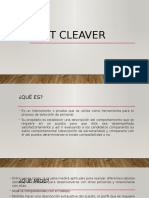 Test de Cleaver