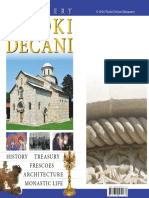 Dečani Monastery English