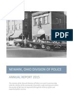 2015 Newark Division of Police Annual Report