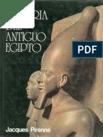 Pirenne Jacques-Historia Del Antiguo Egipto-Tomo I.pdf