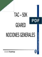 Capacitacion TAC 50