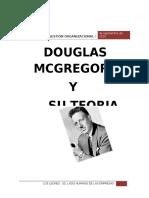 Informe Mcgregor