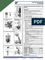 Instrucciones KL-0369-45 Inyectores Mercedes CDI