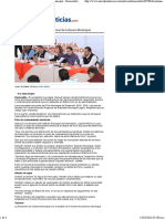 10-03-16 Realizan Primera Reunión Regional de Gabinete Municipal - Hermosillo