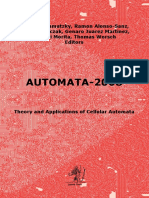 Automata-2008_ Theory and Applications of Cellular Automata