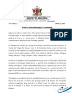 News Release - Scholar Ordered to Repay Government (1)