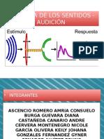 Biofisica de Los Sentidos Acustica