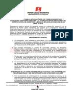 Procedimiento Inscripcion Listas ONJL