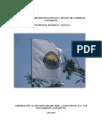 Informe de Derechos Humanos Nordeste Antioqueño año 2015