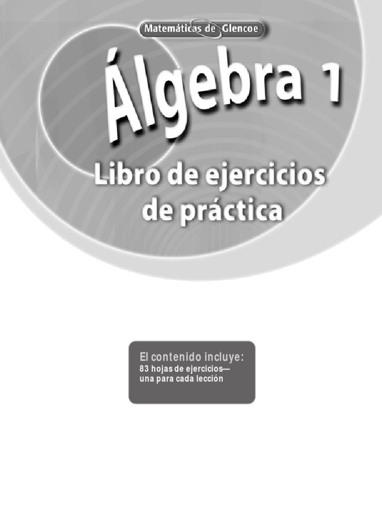 Famoso álgebra De Noveno Grado Hojas De Trabajo Gratis Colección de ...