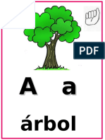 Abecedario Ilustrado y Señas