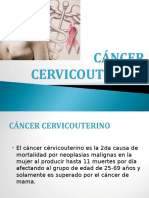 cancer cervicouterino