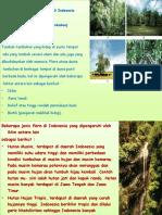Persebaran Flora and Fauna Di Indonesia