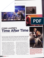 C Lauper Article