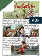 CÓMIC DE GALILEO