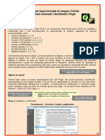 Tutorial Qgis Classificacao
