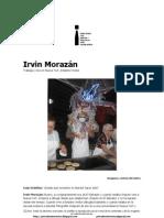 Privadoentrevistas Irvin Morazán