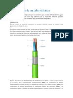 Componentes de Un Cable Eléctrico