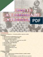 12.-  ENTREGUERRAS. ECONOMÍA