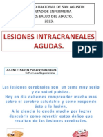 lesiones intracraneales
