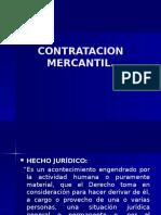 CONTRATOS MERCANTIL PRESENTACION
