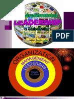Env.leadersship & Globali