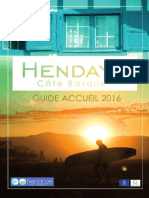 Guide Accueil Hendaye