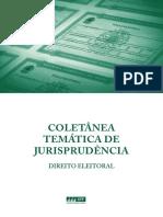 Livro Coletânea Temática de Jurisprudência_eleitoral_sumario