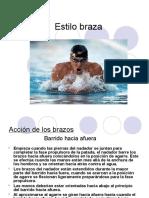 Estilo Braza
