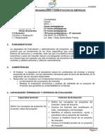 Organizacion y Constitucion de Empresas1