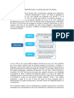 Política Penitenciaria y Carcelaria en Colombia
