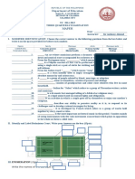 Mapeh Third Periodical Exam 2014-2015
