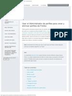 Usar El Administrador de Perfiles Para Crear y Eliminar Perfiles de Firefox _ Ay
