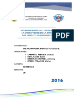 TESINA DE ESTABILIDAD DE TALUD