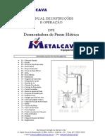 Manual metalcavas