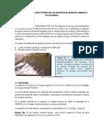 Abastecimiento de Agua Potable en Los Distritos de Huánuco (Autoguardado)