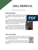 IES Tiempos Modernos Sociales Zaragoza Medieval