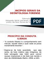 Princípios Gerais Da Deontologia Forense