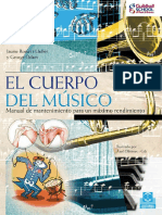ROSSET LLOBET, J.; ODAM, G. - El Cuerpo Del Músico.