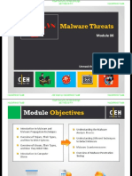 CEHv9 Module 06 Malware Threats (1)
