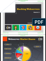 CEHv9 Module 11 Hacking Webservers (1)