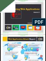 CEHv9 Module 12 Hacking Web Applications (1)