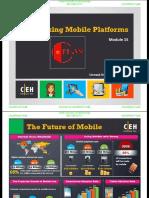 CEHv9 Module 15 Hacking Mobile Platforms (1)