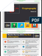 CEHv9 Module 18 Cryptography