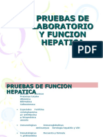 Laboratorío Clínico - Enfermedades Hepáticas