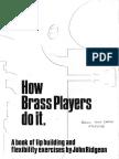 How Brass Players do it - John Ridgeon.pdf