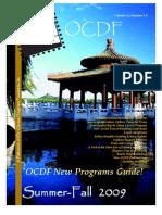 OCDF Summer Fall